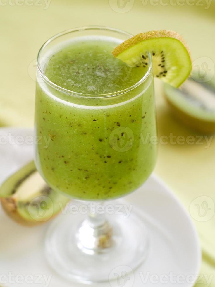 kiwi smoothie foto