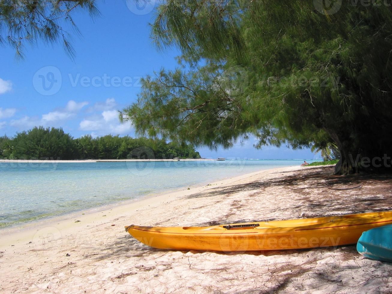 Cookeilanden foto