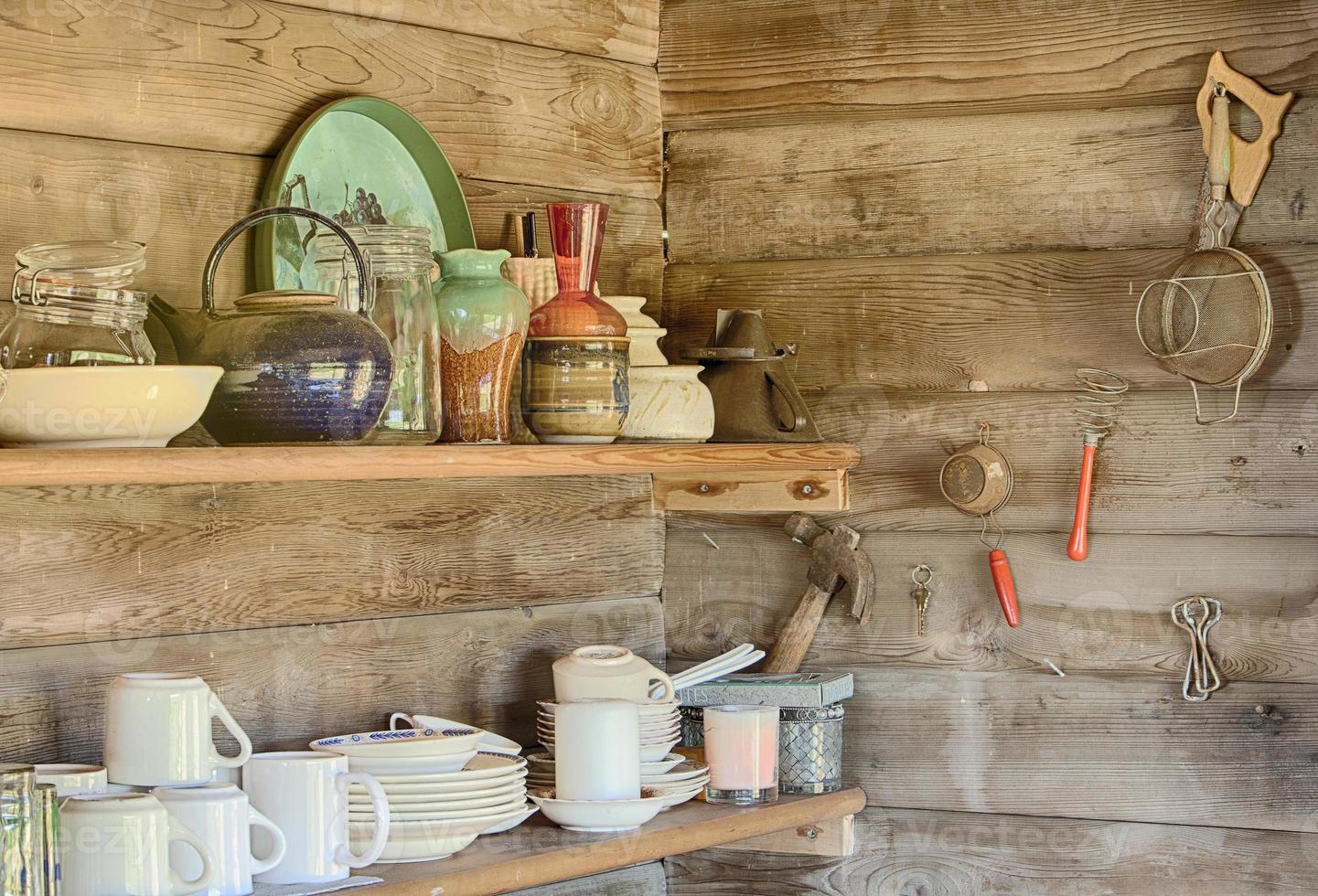 keuken planken foto