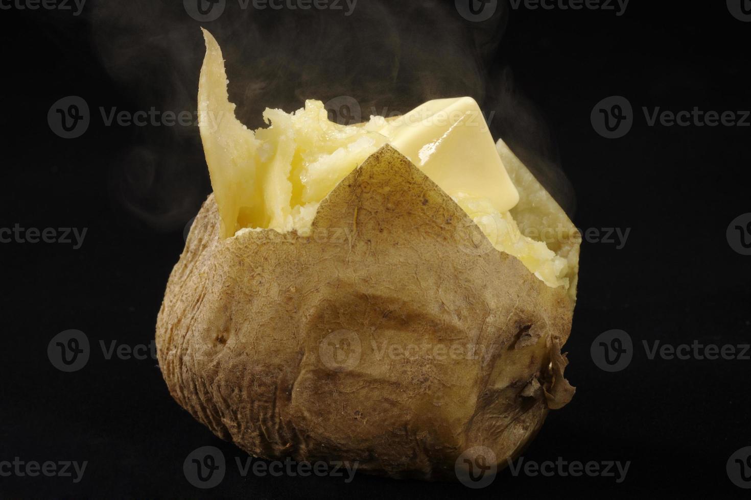 gebakken aardappel foto