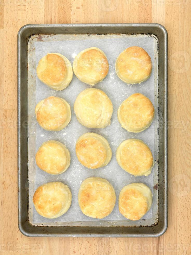 gebakken scones foto
