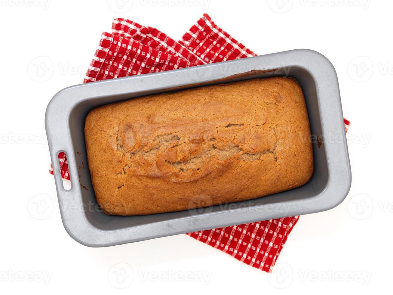 gebakken cake foto