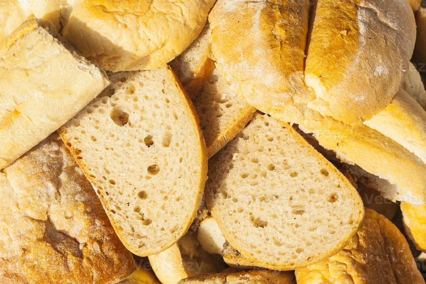 gebakken goederen. foto