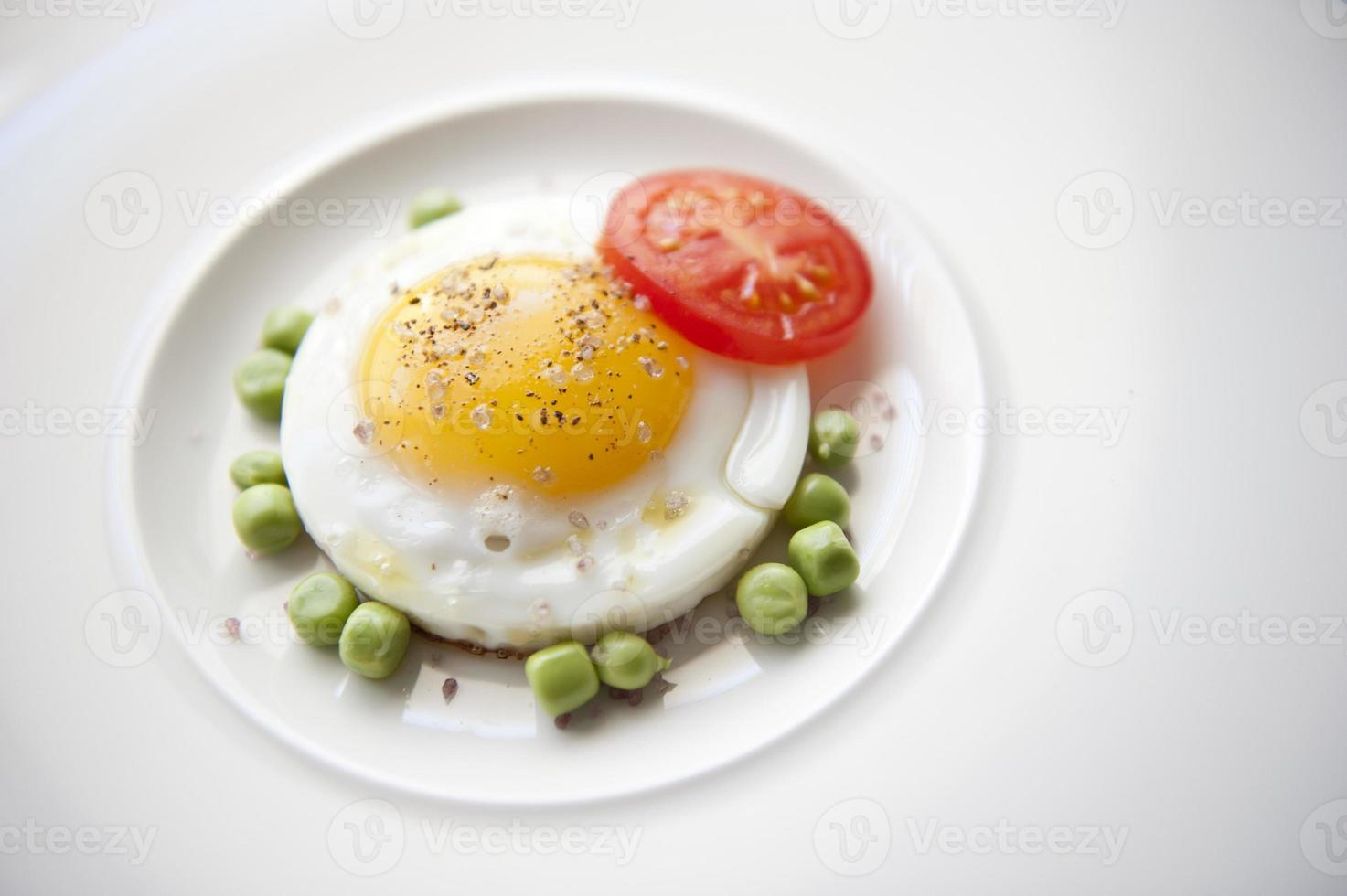 eenvoudig ontbijtrecept foto