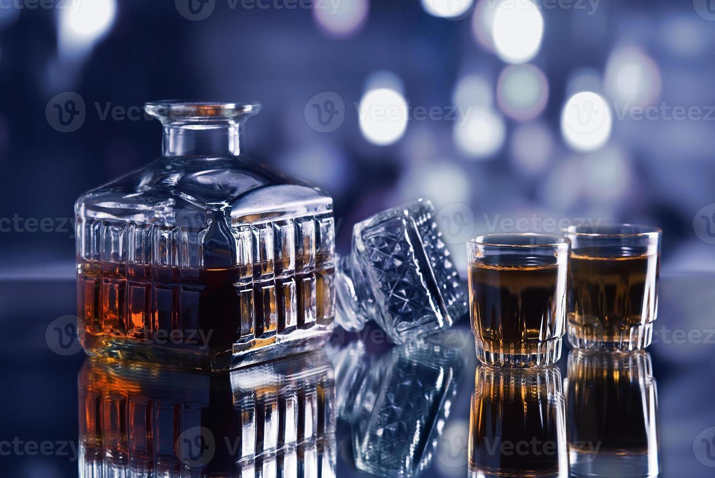 whisky karaf foto