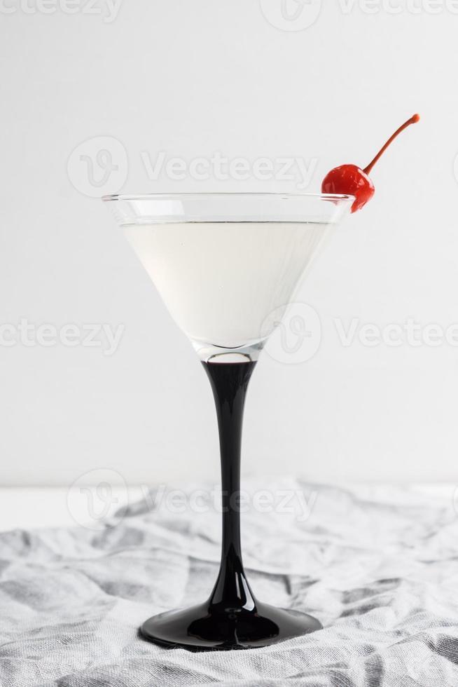 cocktail in Martiniglas foto