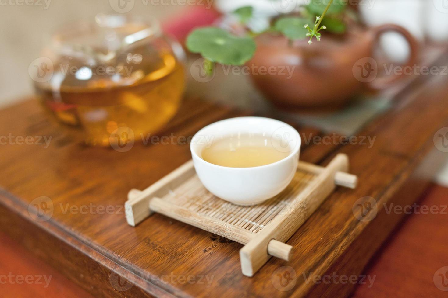 Chinese theeceremonie foto