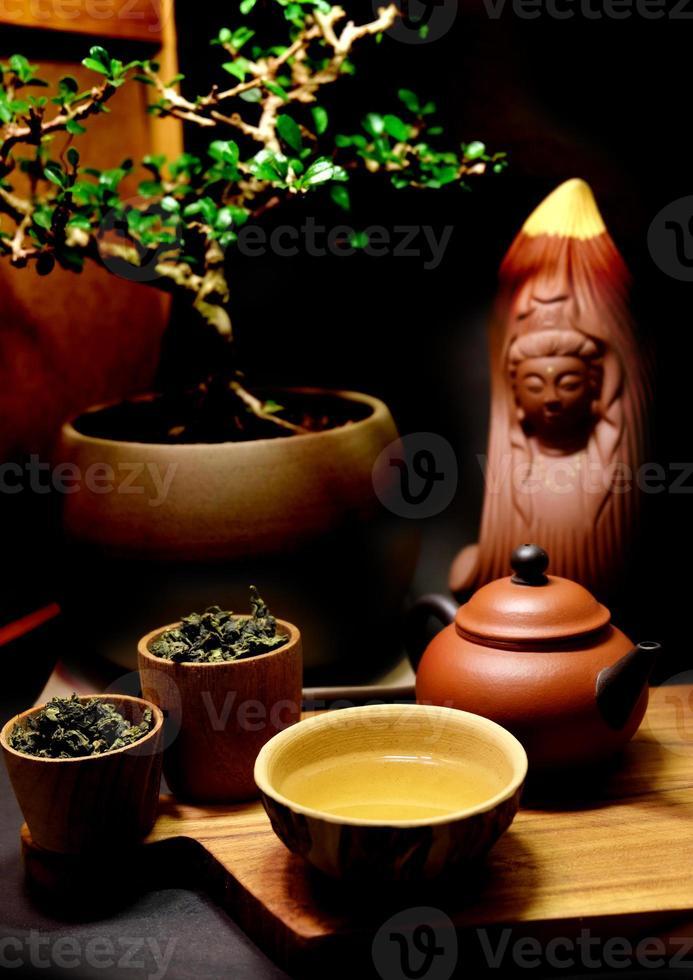 ti guan yin thee foto