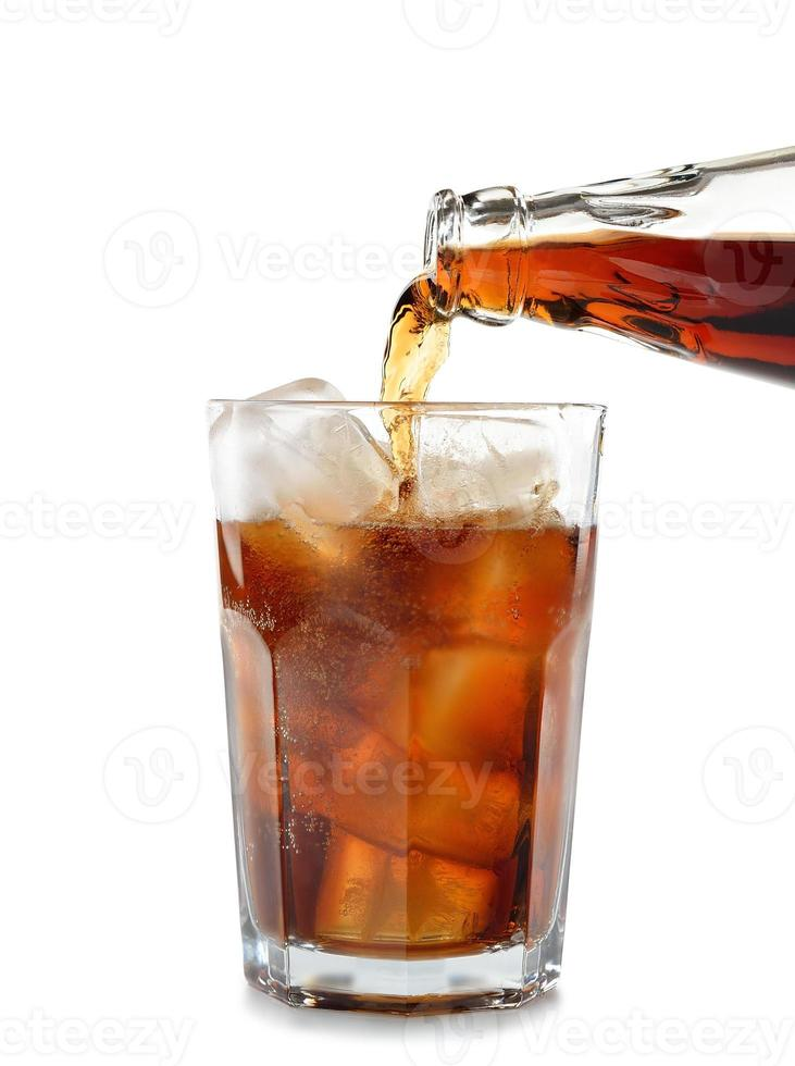 koude cola foto
