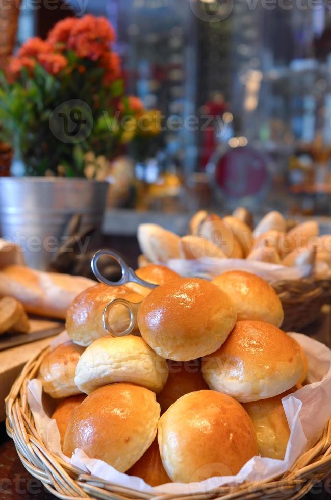 brood, bakkerij foto