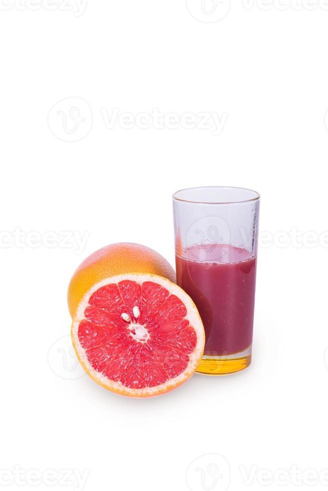 heerlijke verse grapefruit foto