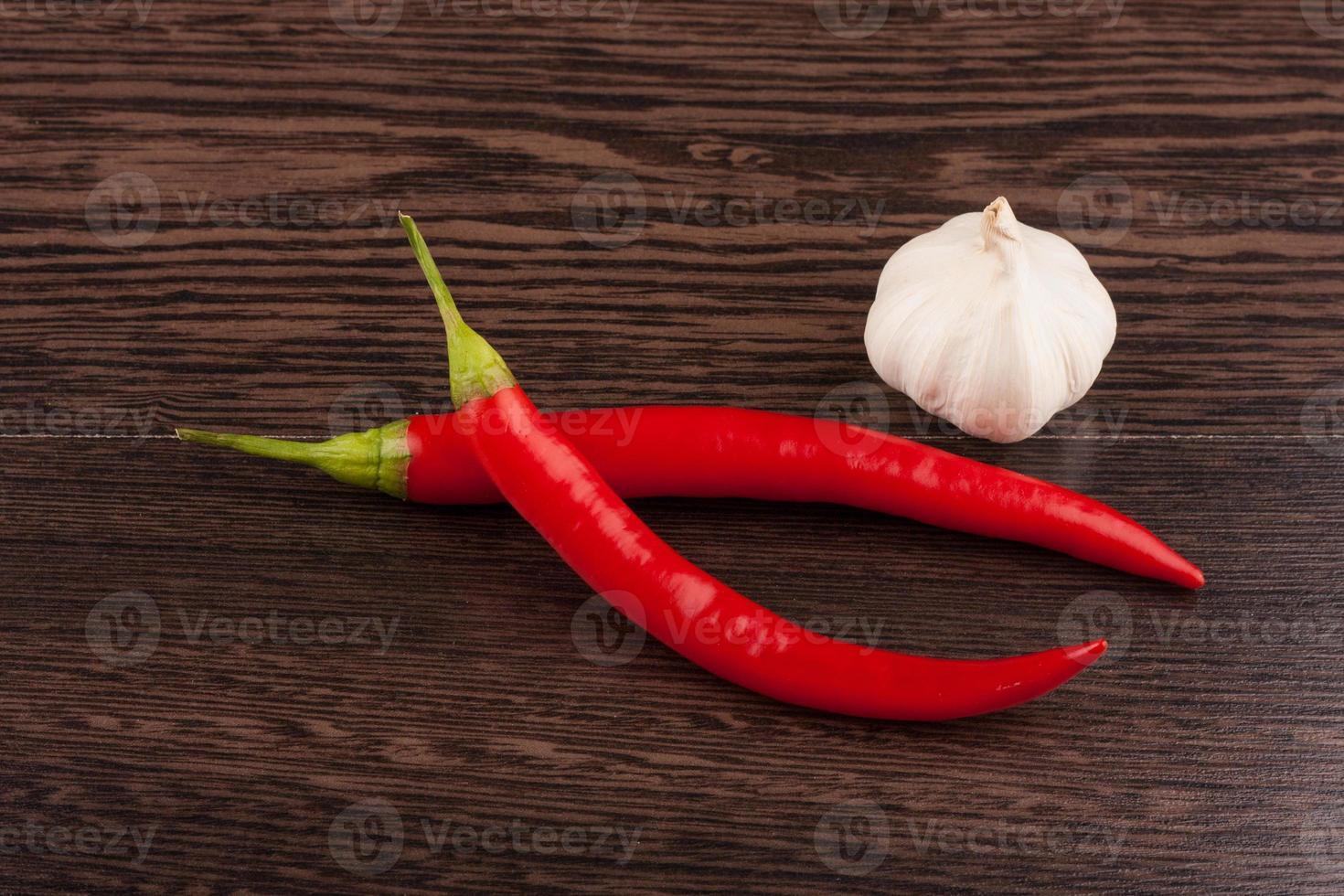 Chili peper foto