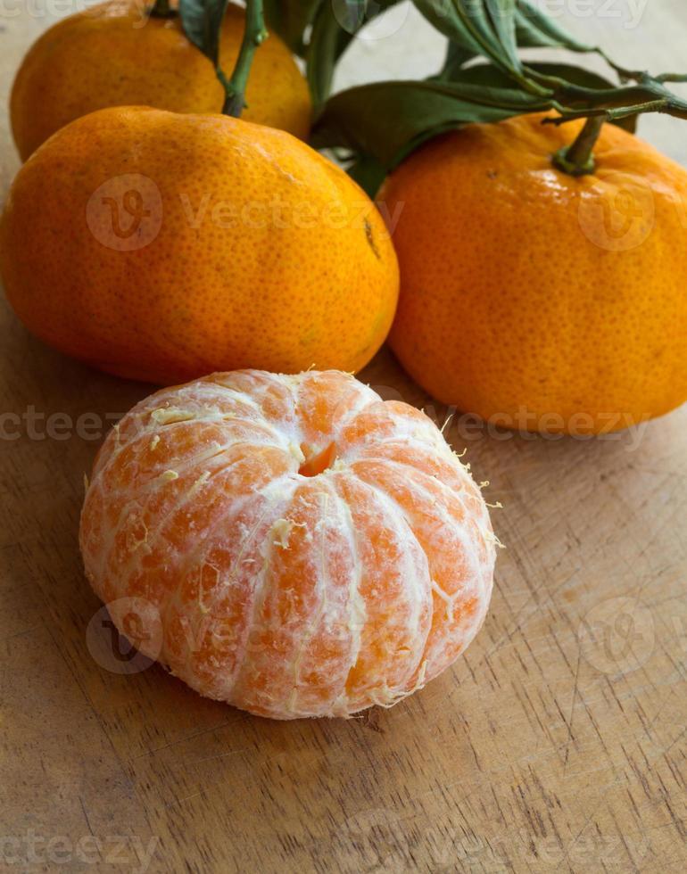 mandarijn foto