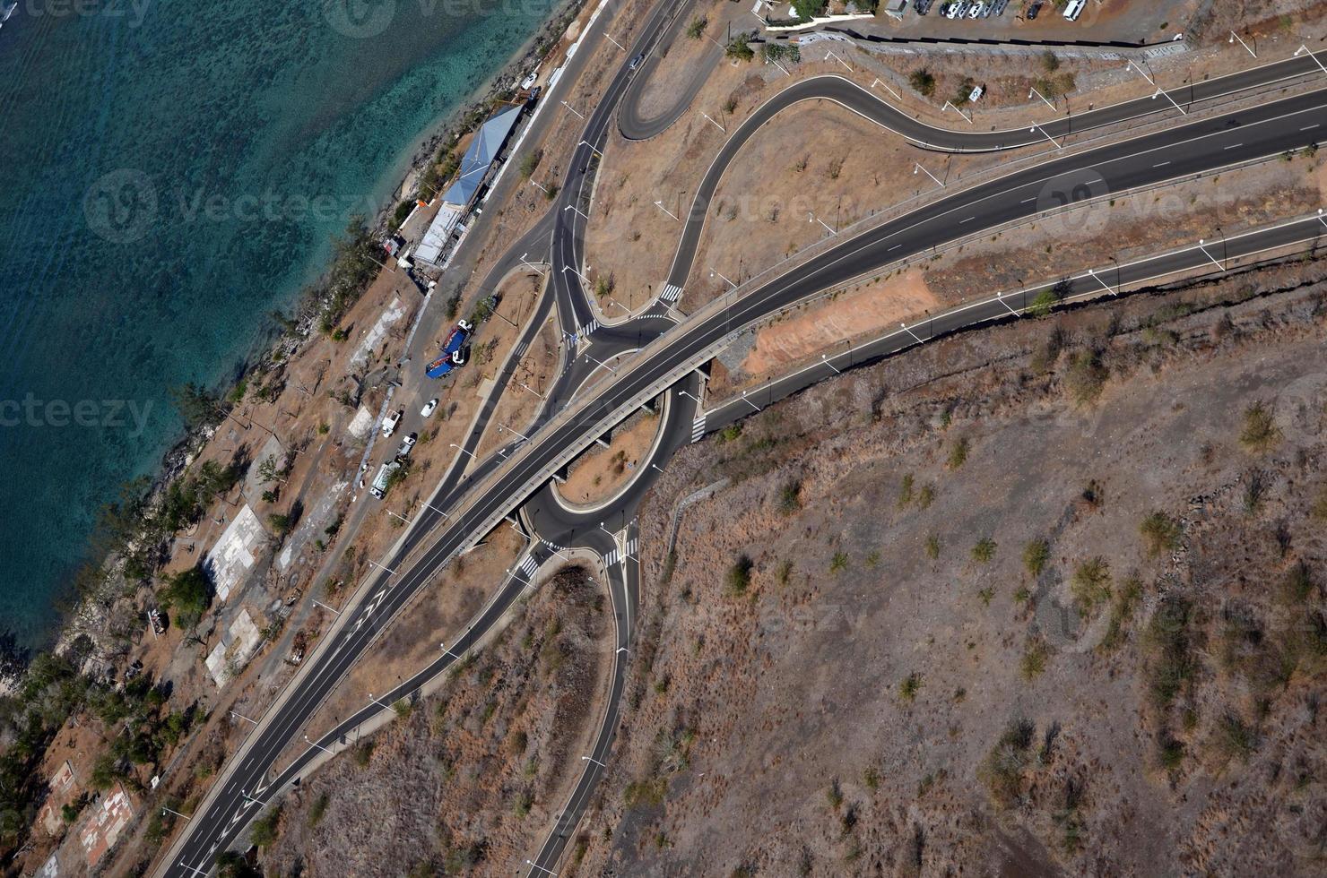 wegeninfrastructuur foto