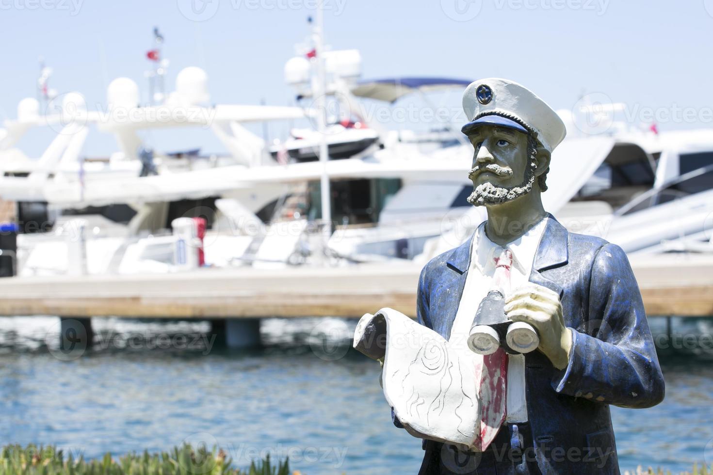 jachthaven foto