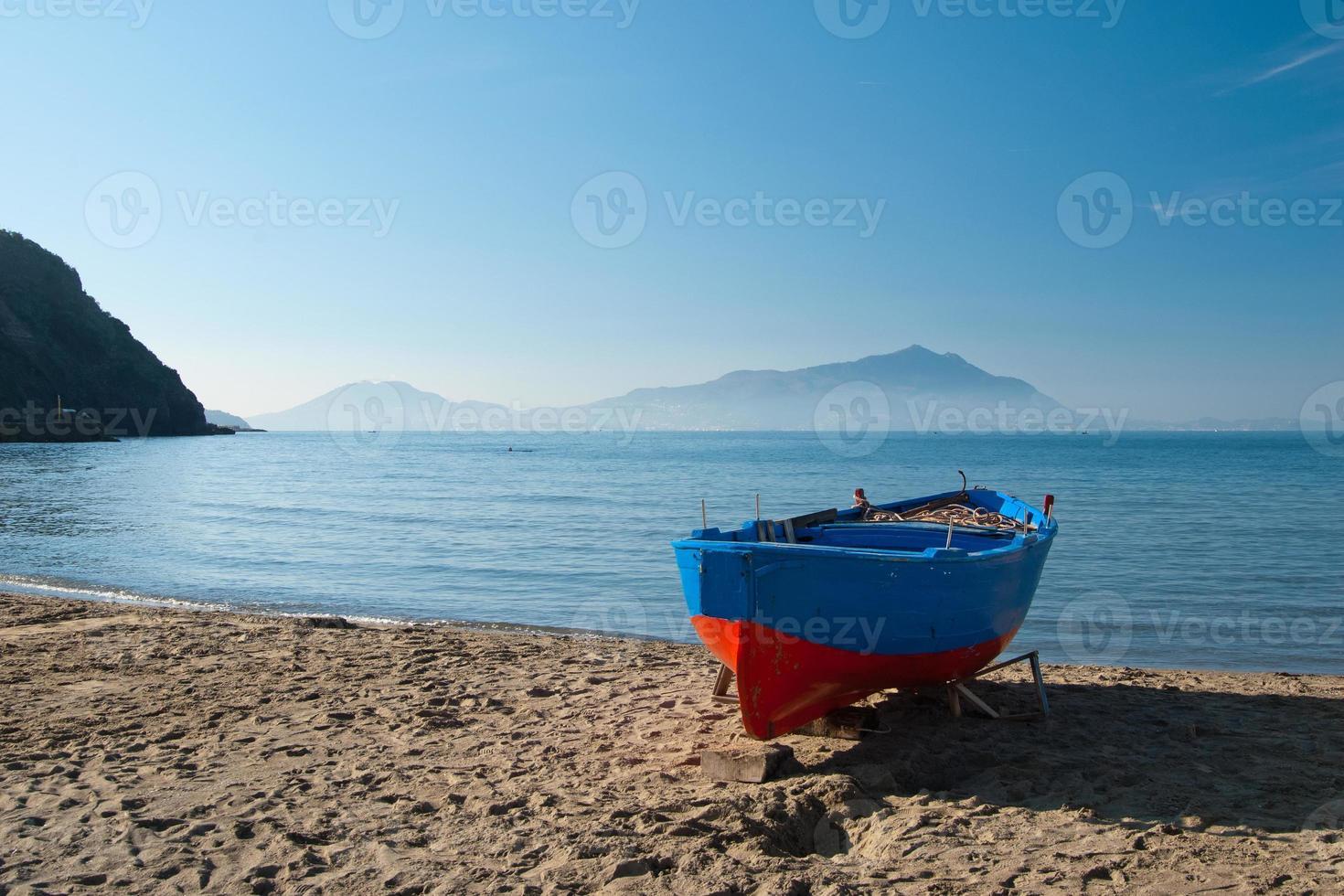 barca da pesca foto
