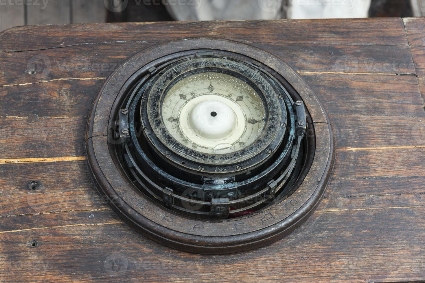 oude schepen kompas foto