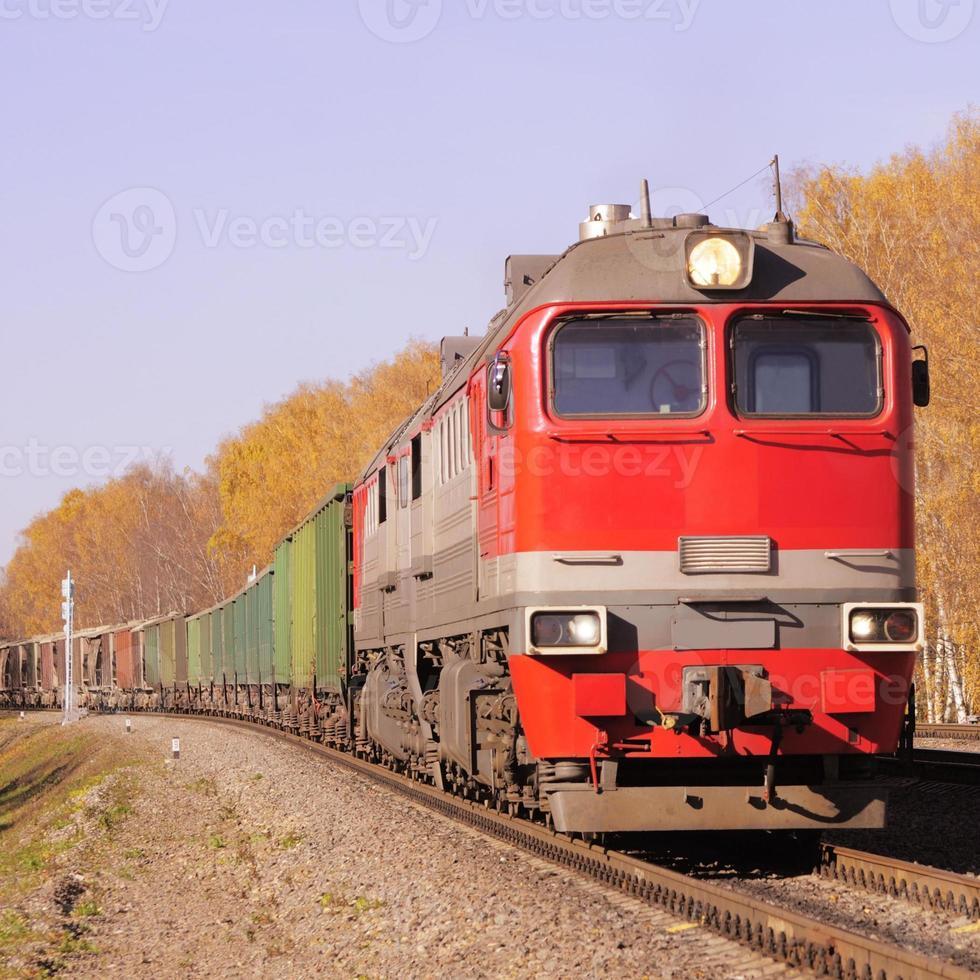 trein. foto