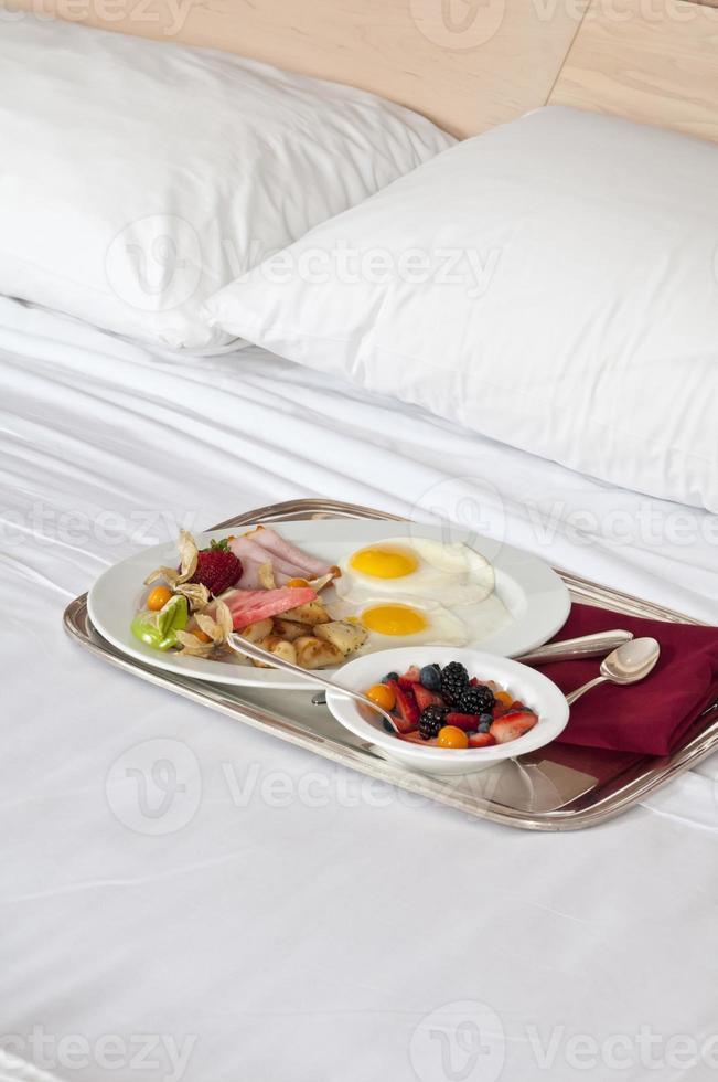 ontbijt op bed - iii foto
