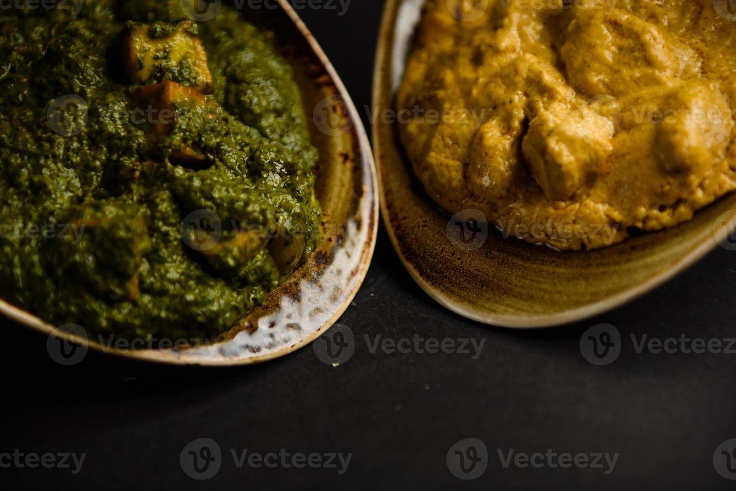 Indiaans eten foto