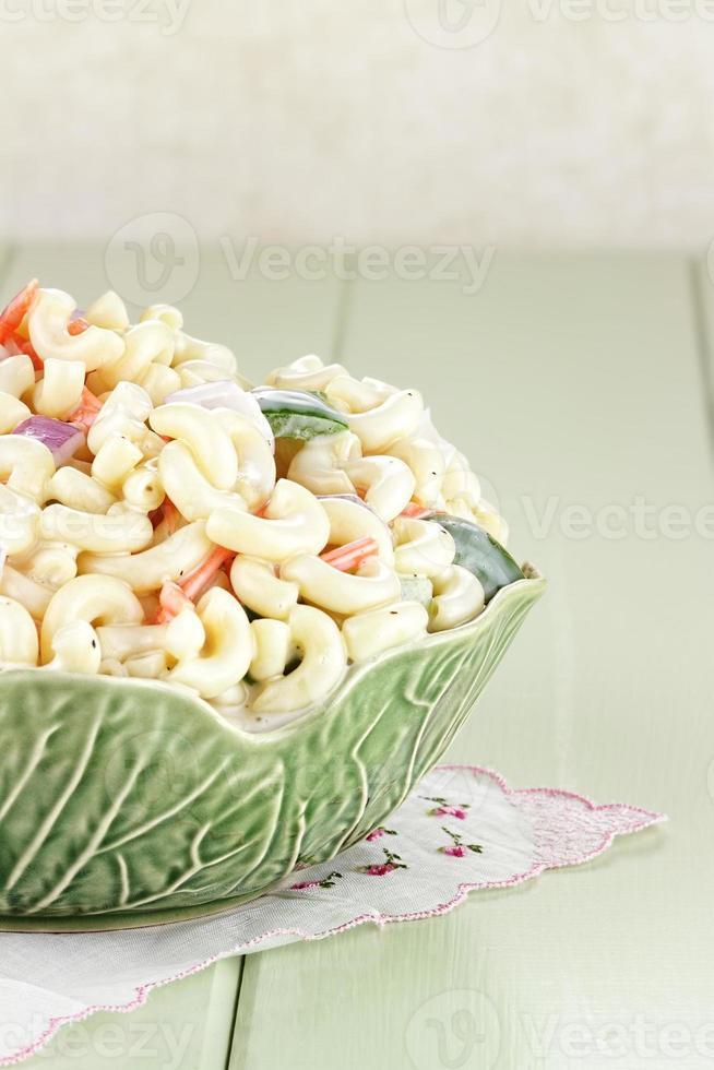 macaroni salade foto