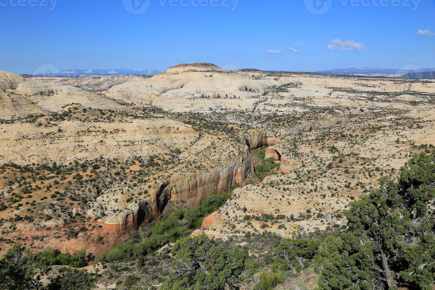 escalante canyons foto