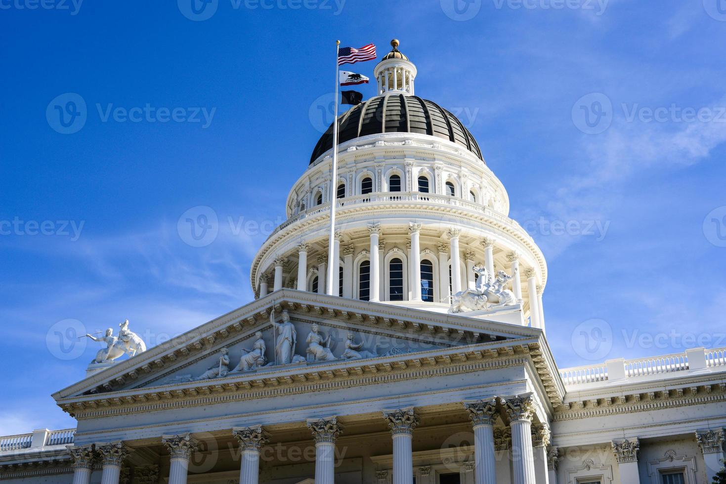 Sacramento Capitol Building foto