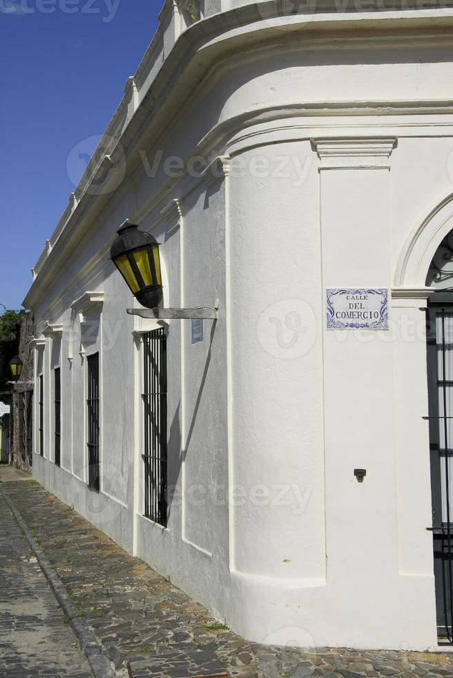 calle del comercio foto
