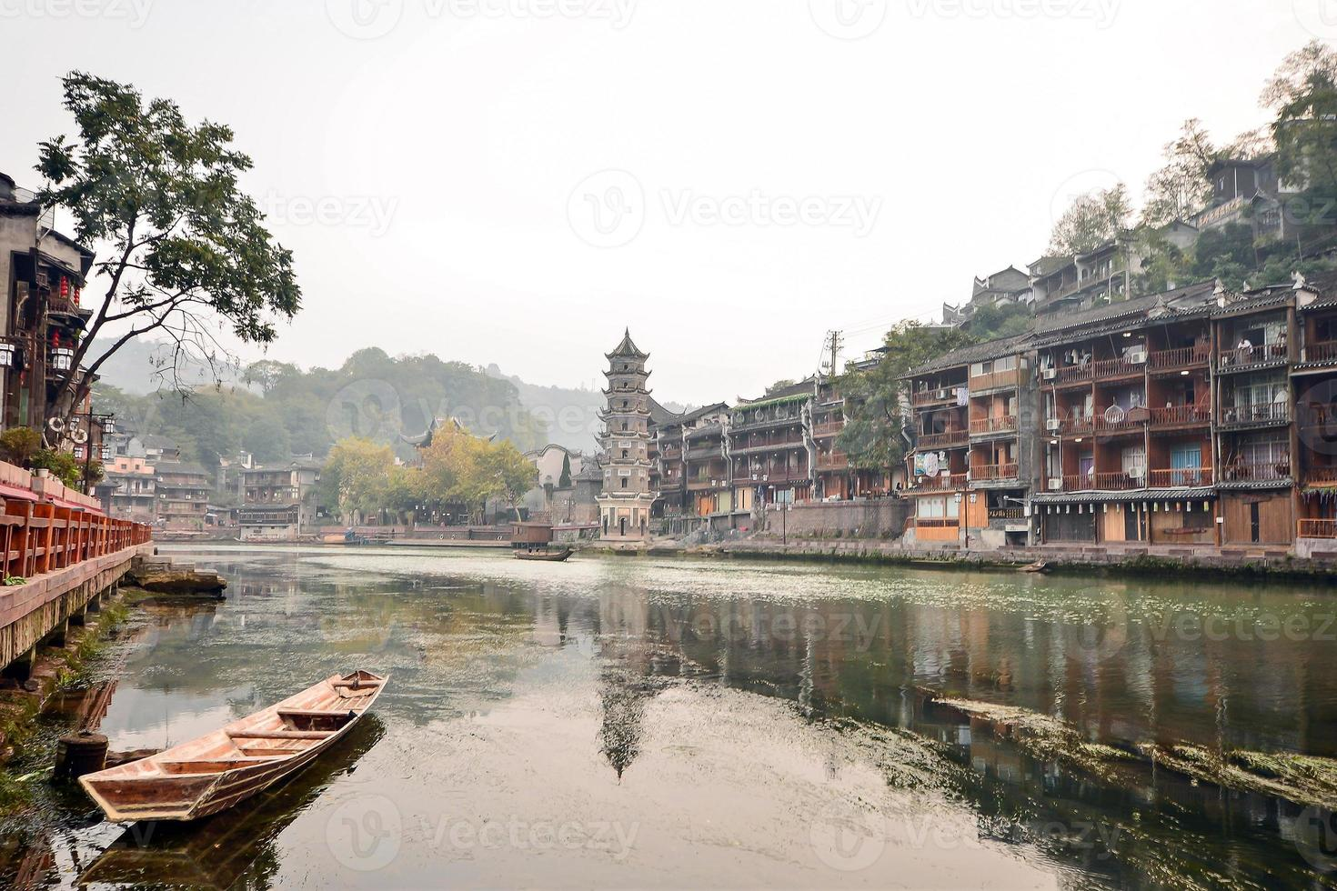 tuojiang rivier foto