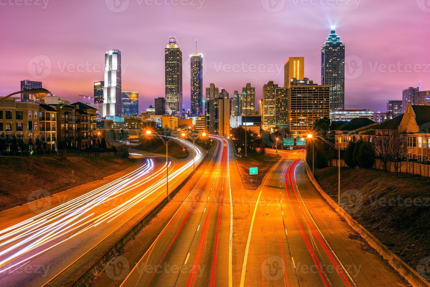 Atlanta, Georgia, VS. foto