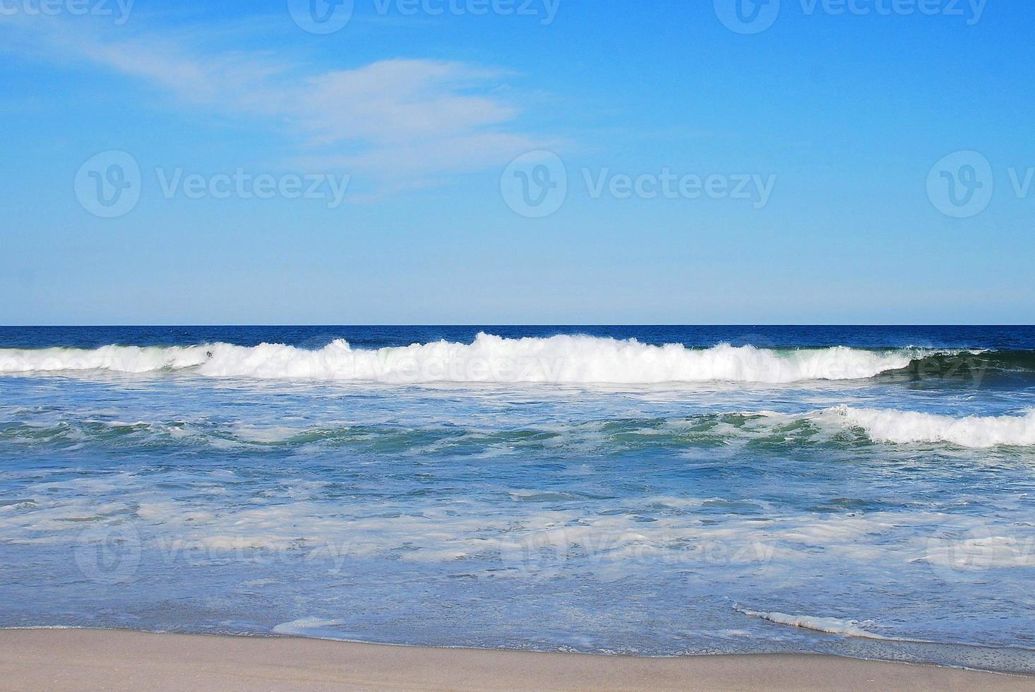 Bekijk oceaan foto