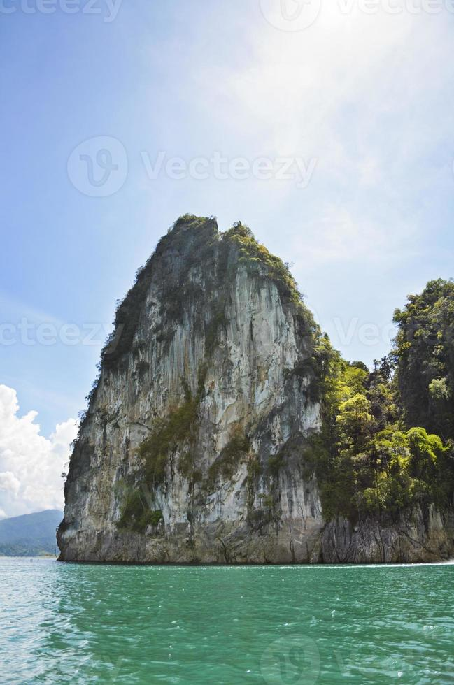 mooi eiland foto