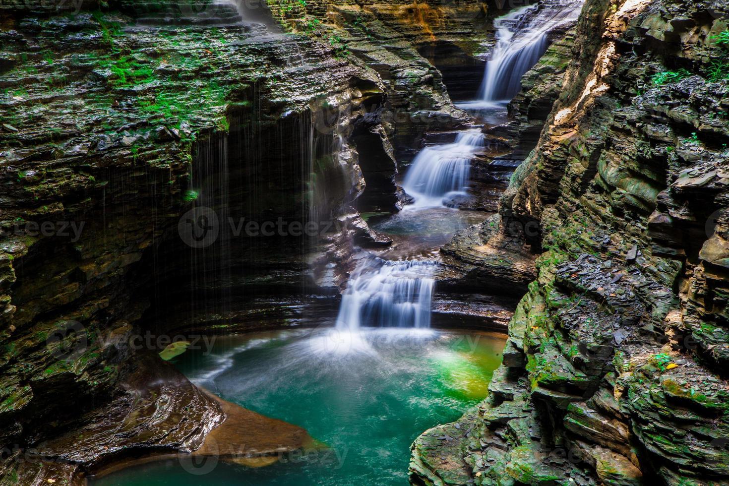 watervallen foto