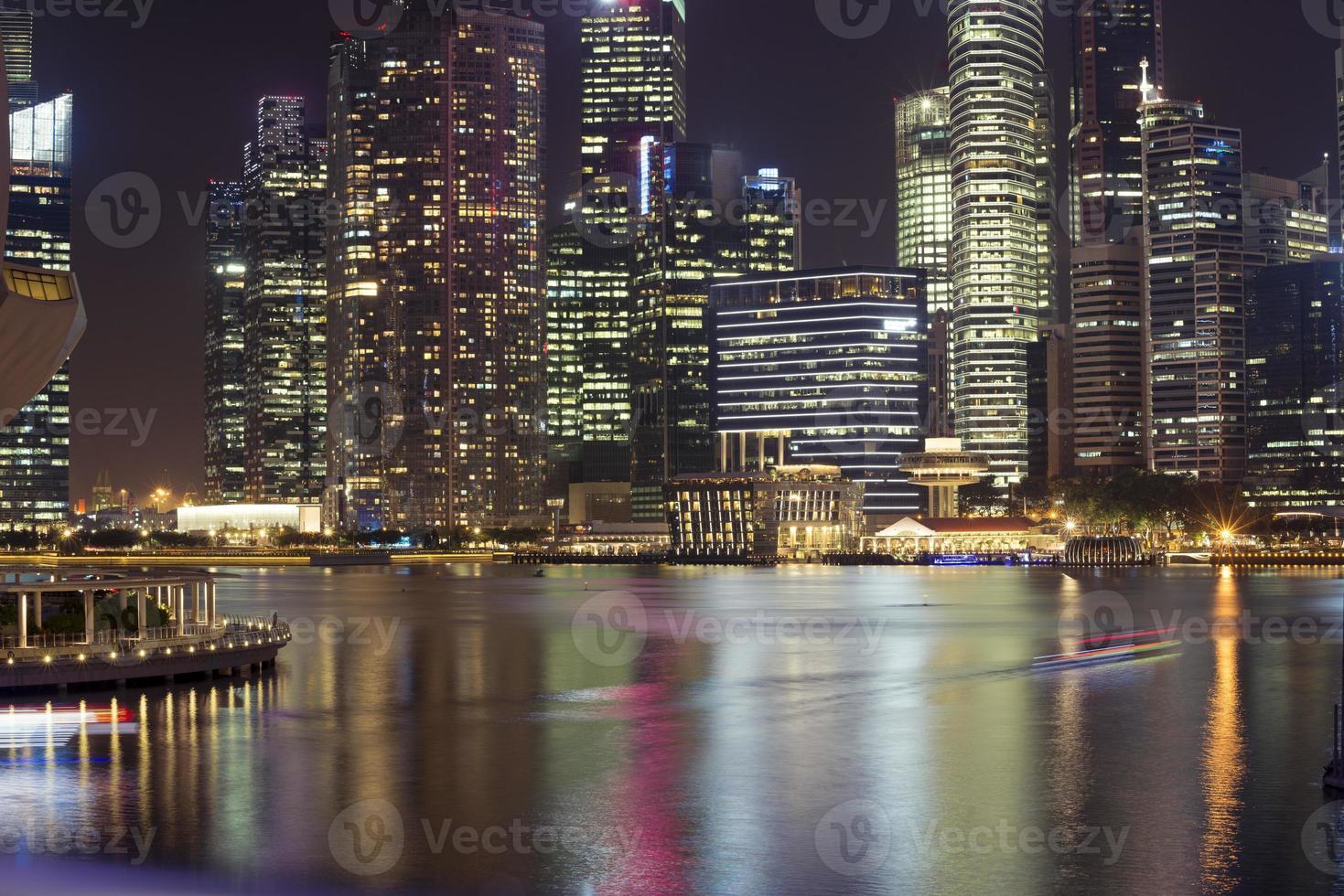 modern singapore foto