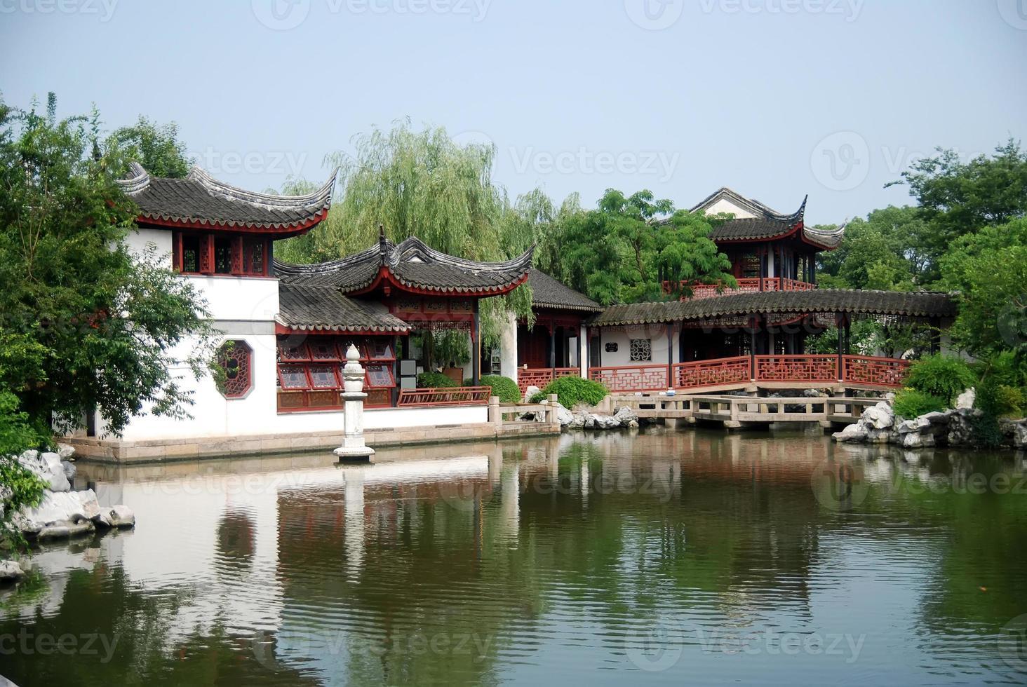 Chinese tuin foto