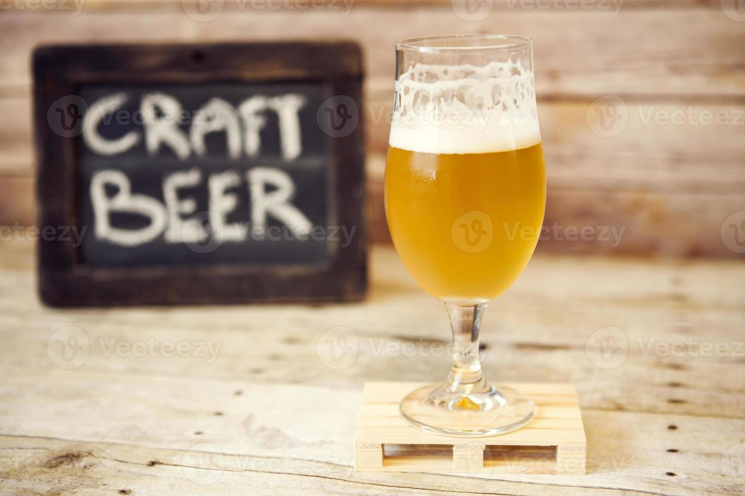 ambachtelijk bier foto