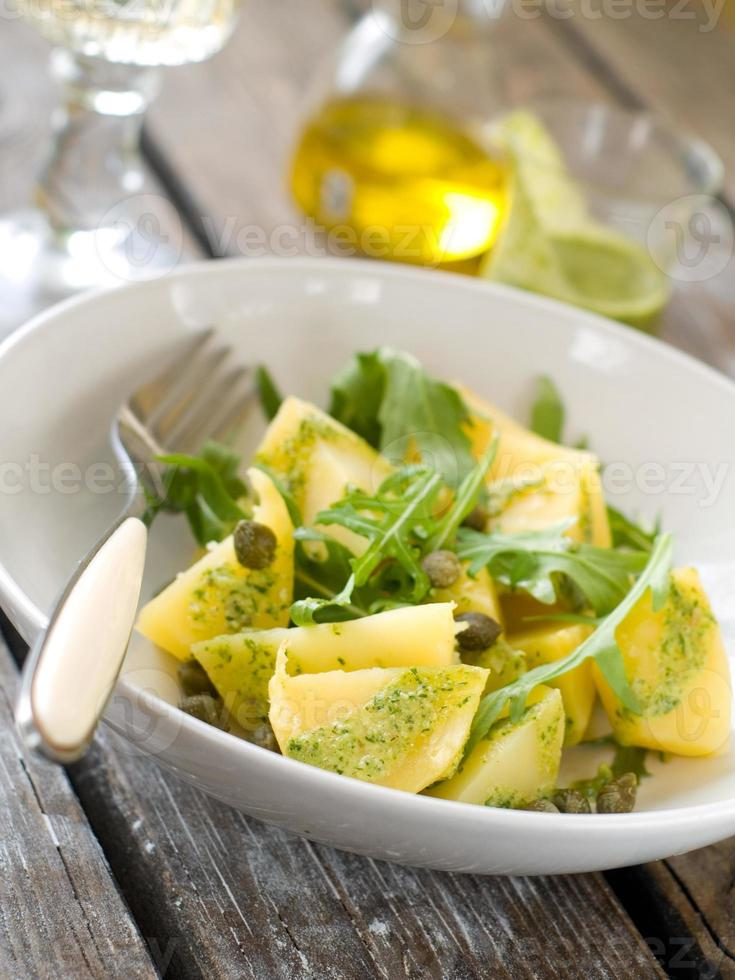 aardappelsalade foto