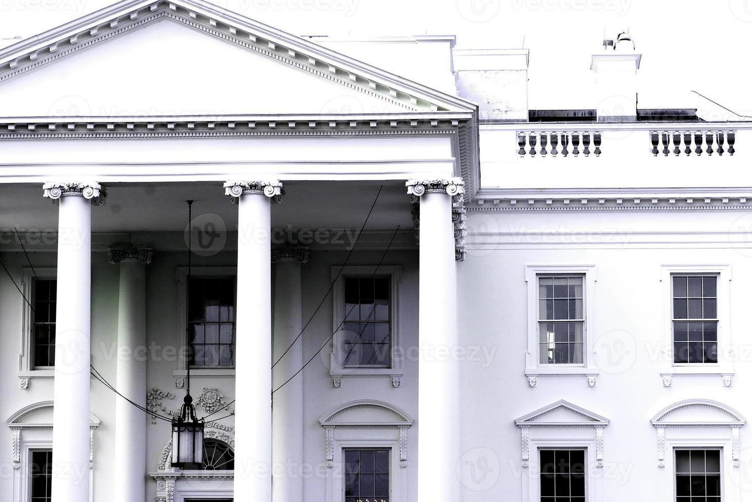 witte huis washington dc foto