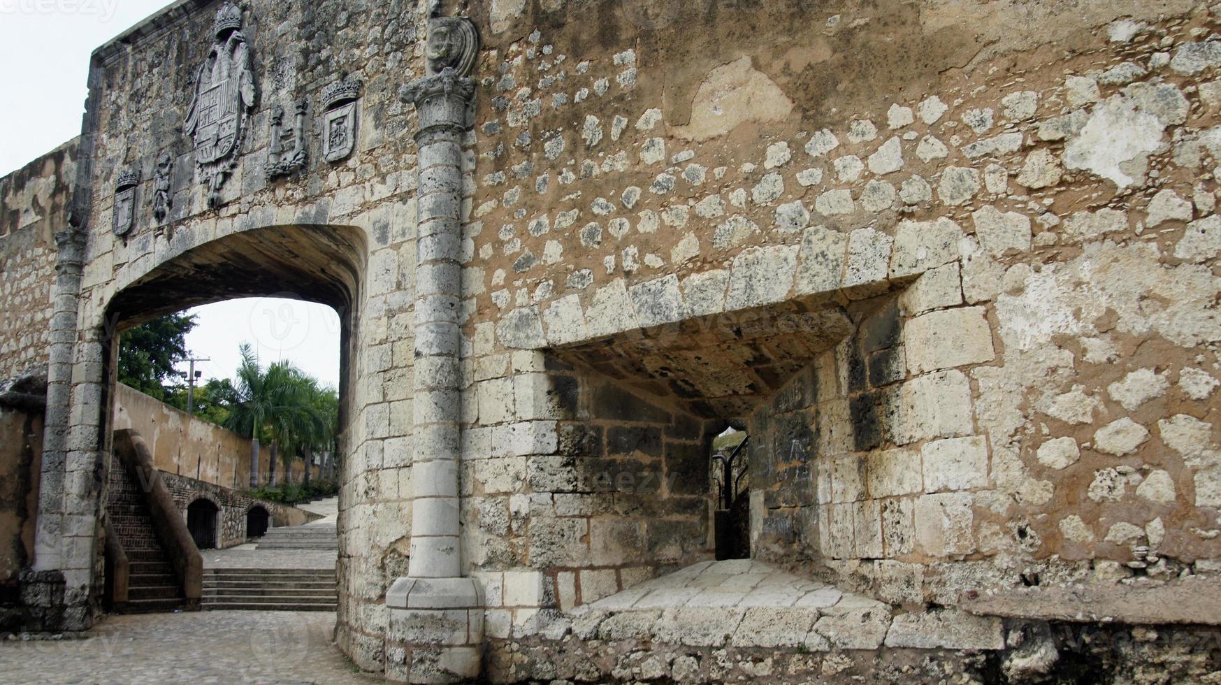 oude Santo Domingo foto