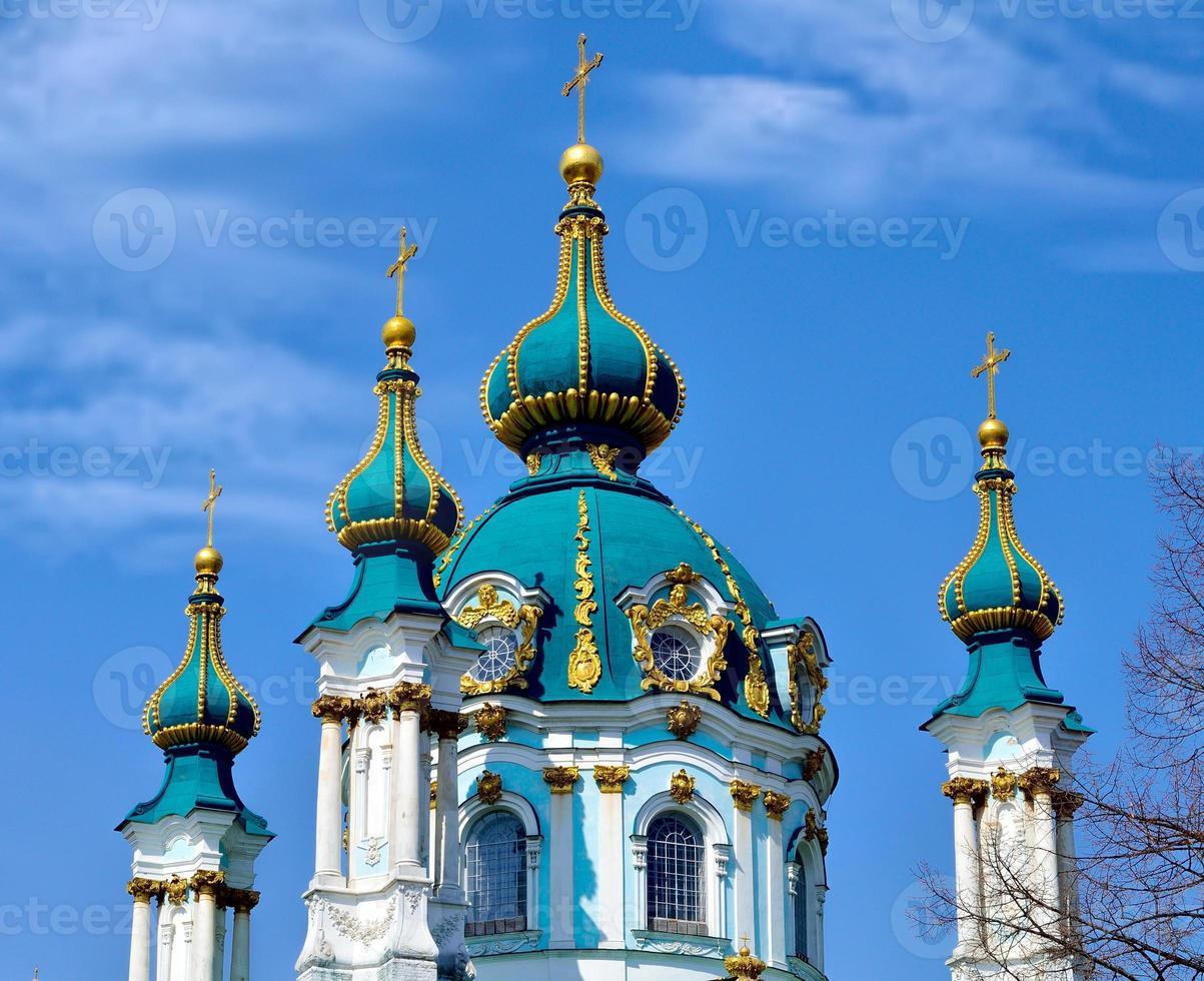 St. Andrew's Church, Kiev foto