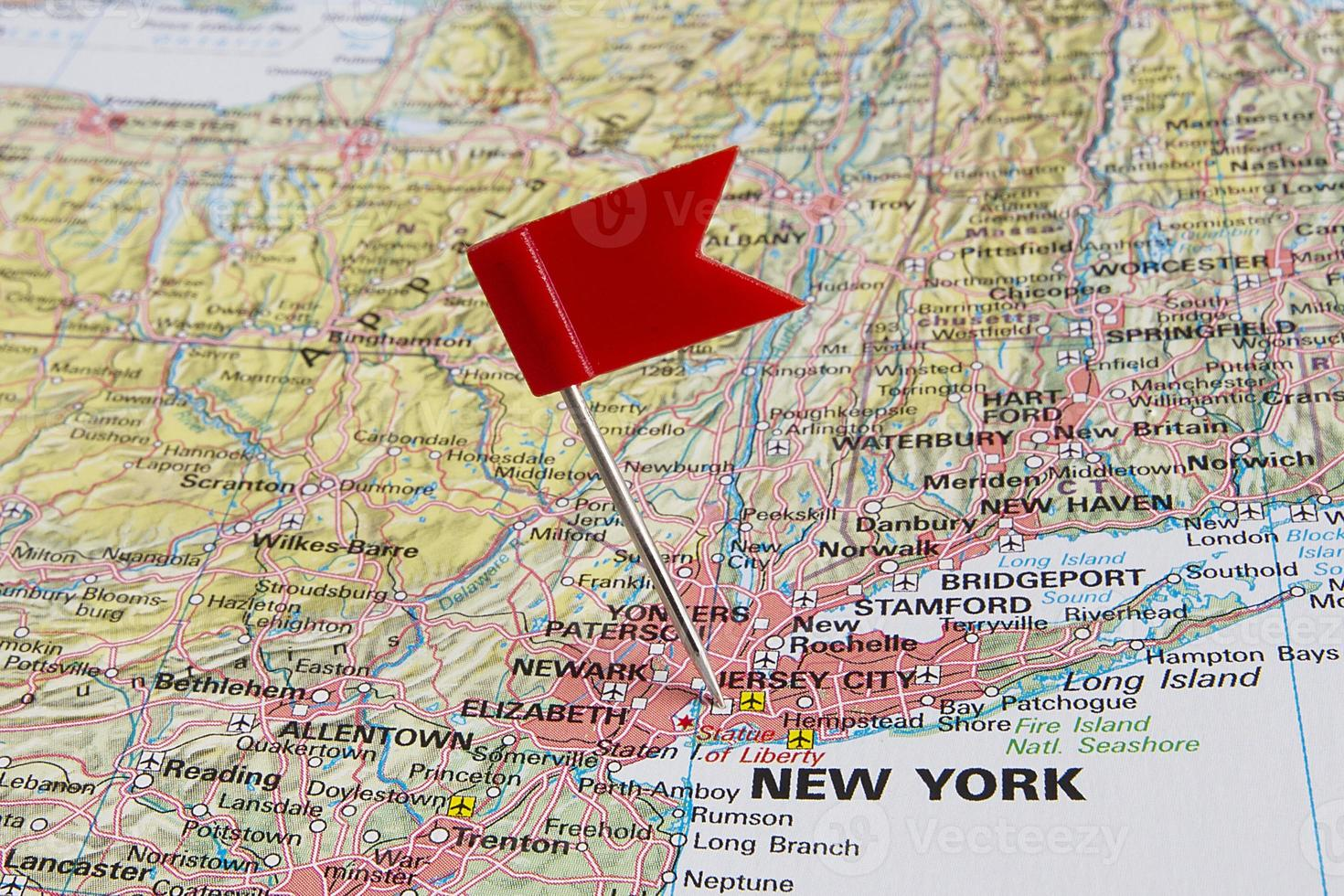 bestemming: new york foto