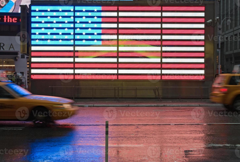 ny taxi foto