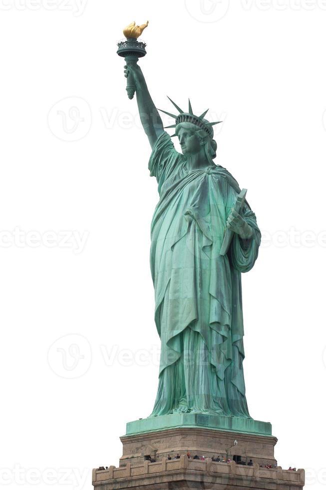 het Vrijheidsbeeld foto