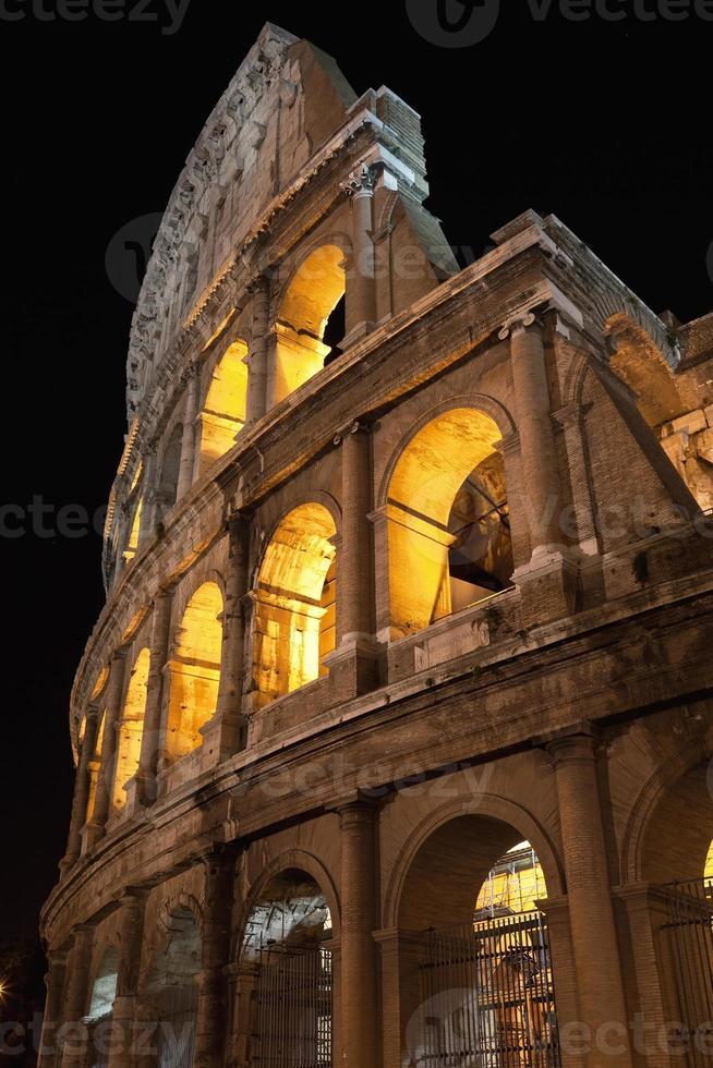 colosseum in rome foto