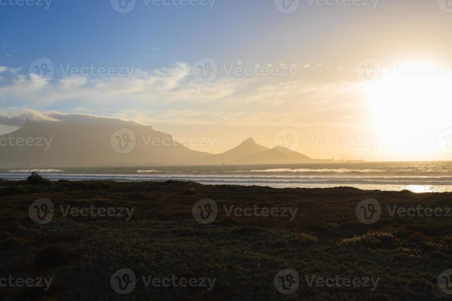 Tafelberg Kaapstad foto