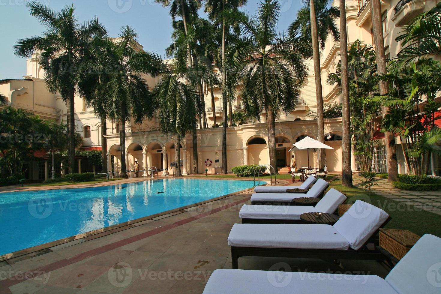 luxe hotel foto