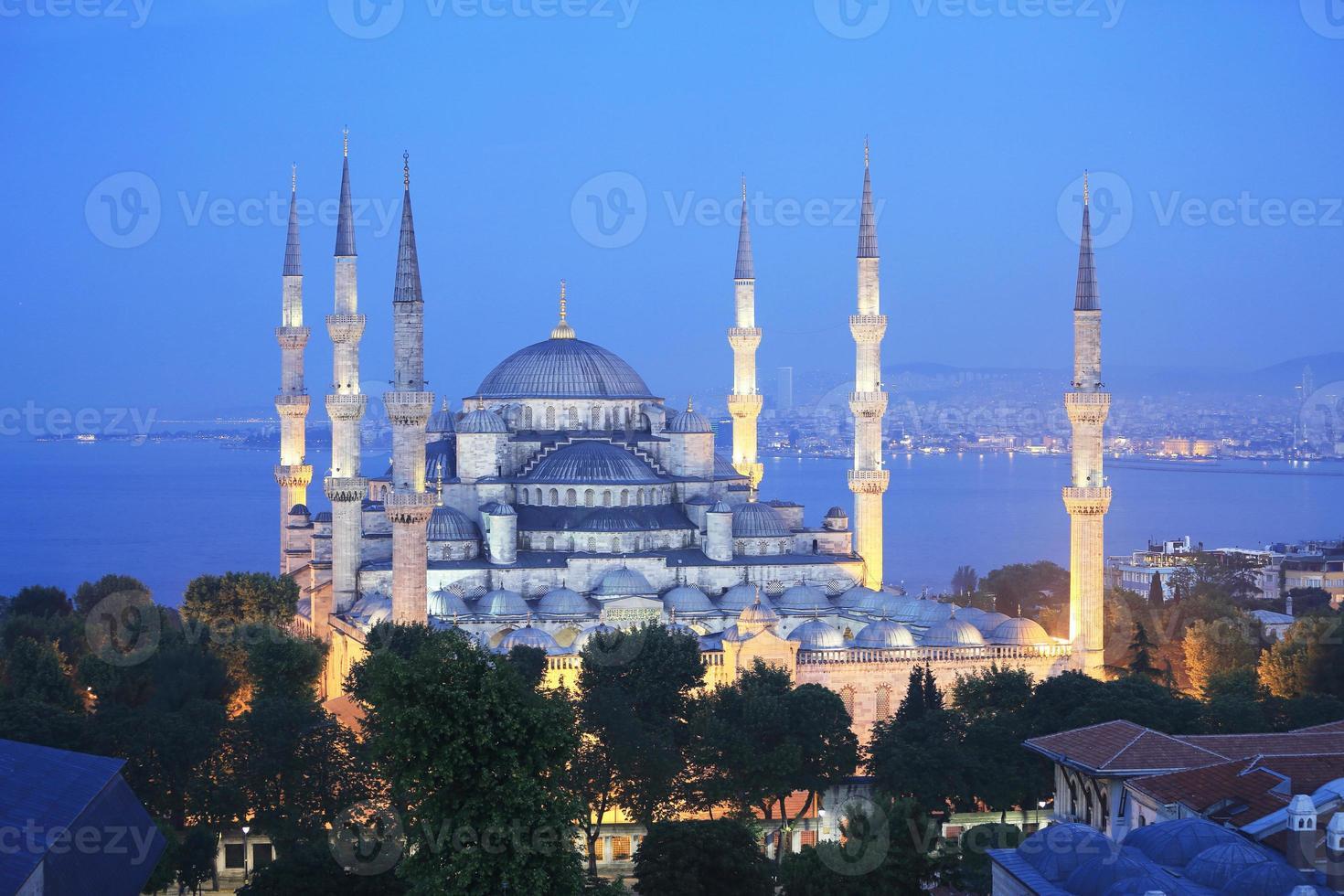 stad Istanbul foto