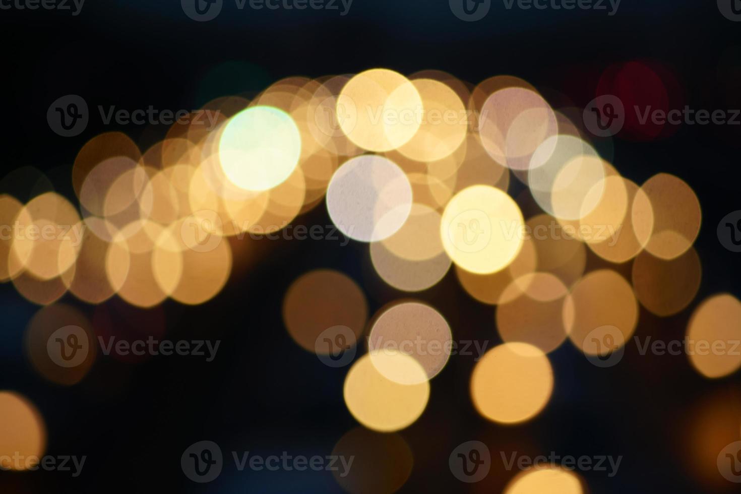 onscherpe lichten foto
