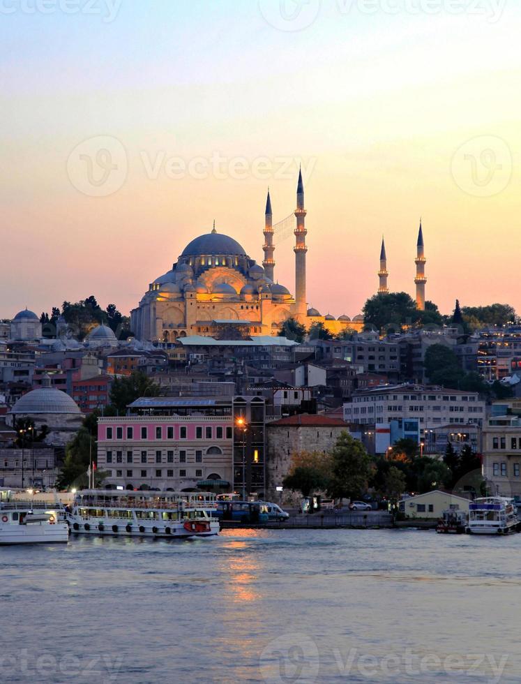suleymaniye moskee foto