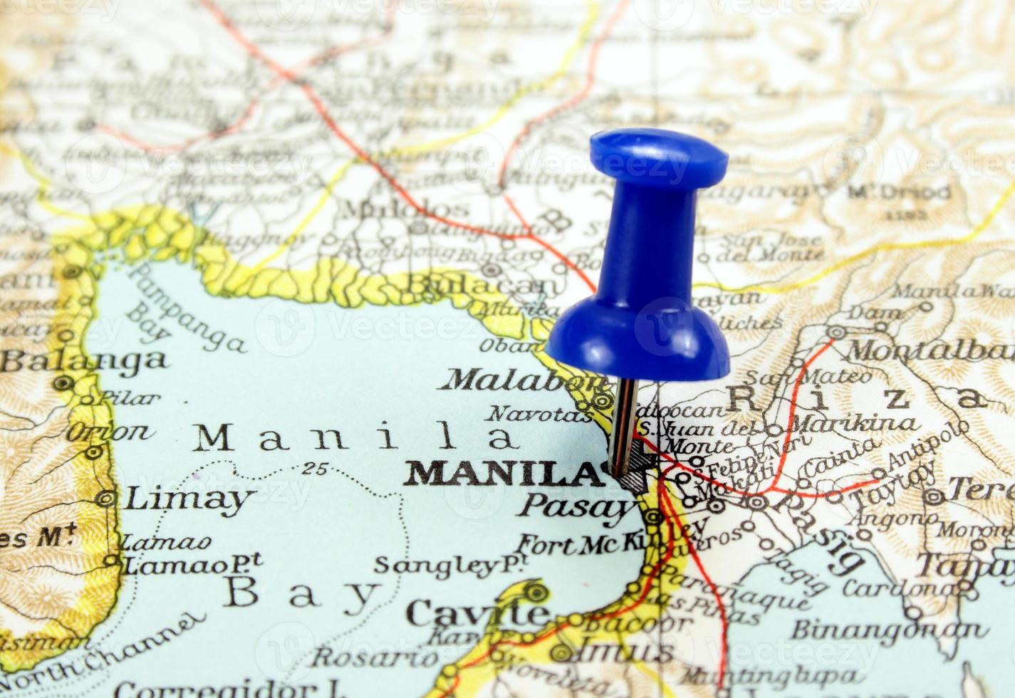 Manila, Filippijnen foto